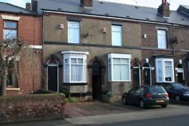 3/4 bedroom house to rent close to Sheffield City Centre
