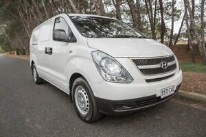2011 Hyundai iLOAD TQ-V White 5 Speed Manual Van Reynella Morphett Vale Area Preview