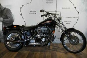 1999 Harley-Davidson SOFTAIL CUSTOM 1340 (FXSTC) Road Bike 1340cc Blacktown Blacktown Area Preview