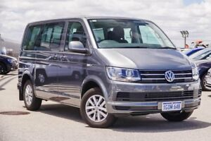 2018 Volkswagen Multivan T6 MY18 TDI340 SWB DSG Comfortline Grey 7 Speed Myaree Melville Area Preview