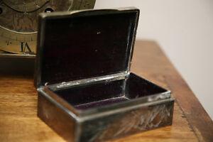 Nanking silver table cigarette box Peterborough Peterborough Area image 4
