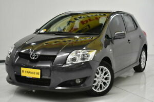 2009 Toyota Corolla ZRE152R Edge Grey 4 Speed Automatic Hatchback Brooklyn Brimbank Area Preview