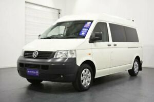 2006 Volkswagen Transporter T5 (SWB) White 6 Speed Manual Van Oakleigh Monash Area Preview