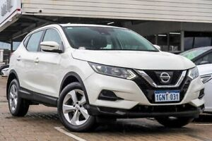 2018 Nissan Qashqai J11 Series 2 ST X-tronic White 1 Speed Constant Variable Wagon Morley Bayswater Area Preview