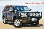 2016 Toyota Landcruiser Prado GDJ150R GXL Grey 6 Speed Sports Automatic Wagon Morley Bayswater Area Preview