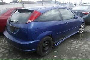 PARTING OUT :2002 SVT Ford Focus (sonic blue) London Ontario image 4