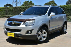 2012 Holden Captiva CG Series II 5 AWD Silver 6 Speed Sports Automatic Wagon Brooklyn Brimbank Area Preview
