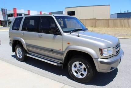 Holden Jackaroo SE Wagon