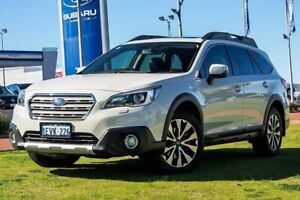 2015 Subaru Outback B6A MY15 2.0D CVT AWD Premium White 7 Speed Constant Variable Wagon Wangara Wanneroo Area Preview