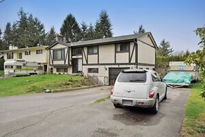 5 bedroom 2.5 bathroom house for rent in Central Abbotsford
