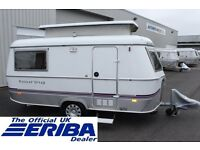 1998 Eriba Triton 410
