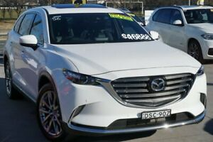 2017 Mazda CX-9 TC GT SKYACTIV-Drive White 6 Speed Sports Automatic Wagon Pearce Woden Valley Preview