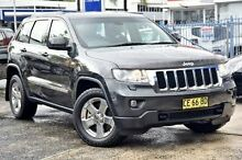 2011 Jeep Grand Cherokee WK Laredo (4x4) Maximum Steel 5 Speed Automatic Wagon Gosford Gosford Area Preview