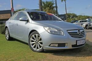 2013 Opel Insignia IN Silver 6 Speed Sports Automatic Sedan Wangara Wanneroo Area Preview