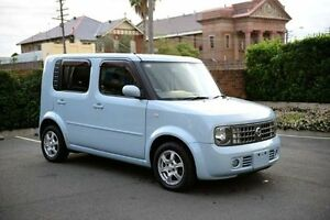 2004 Nissan Cube Wheelcab Blue Automatic Wagon Burwood Heights Burwood Area Preview