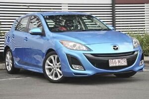 2009 Mazda 3 BL10L1 SP25 Activematic Blue 5 Speed Sports Automatic Hatchback Mount Gravatt Brisbane South East Preview