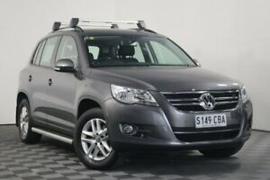 2010 Volkswagen Tiguan 5N MY10 103TDI 4MOTION Grey 6 Speed Sports Automatic Wagon Wayville Unley Area Preview
