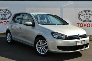 2012 Volkswagen Golf 1K MY13 118 TSI Comfortline Silver 7 Speed Auto Direct Shift Hatchback Warwick Southern Downs Preview