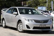 2013 Toyota Camry ASV50R Altise Silver Pearl 6 Speed Sports Automatic Sedan Adelaide CBD Adelaide City Preview