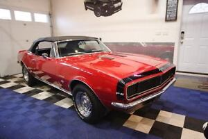 1967 CAMARO RS/SS CONVERTIBLE SALE OR TRADE !