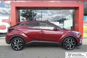 2018 Toyota C-HR NGX10R Update Koba (2WD) Atomic Rush Continuous Variable Wagon Swan Hill Swan Hill Area Preview