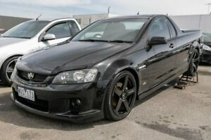 2008 Holden Ute VE SS Black 6 Speed Sports Automatic Utility Dandenong Greater Dandenong Preview