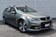 2014 Holden Commodore VF MY14 SV6 Sportwagon Grey 6 Speed Sports Automatic Wagon Epping Whittlesea Area Preview
