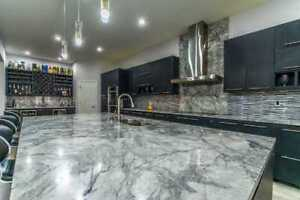 Replace your Laminate with Stone COUNTERTOP!!!