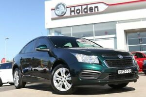 2015 Holden Cruze JH Series II MY16 Equipe Regal Peacock 6 Speed Sports Automatic Sedan Liverpool Liverpool Area Preview
