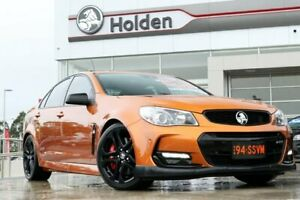 2017 Holden Commodore VF II MY17 SS V Redline Light My Fire 6 Speed Manual Sedan Liverpool Liverpool Area Preview