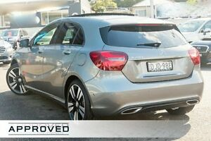 2016 Mercedes-Benz A200 W176 807MY D-CT Grey 7 Speed Sports Automatic Dual Clutch Hatchback Brookvale Manly Area Preview