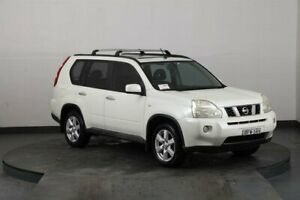 2008 Nissan X-Trail T31 TI (4x4) White 6 Speed Manual Wagon