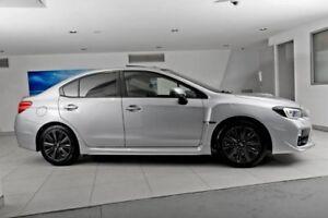 2015 Subaru WRX V1 MY16 Premium AWD Silver 6 Speed Manual Sedan