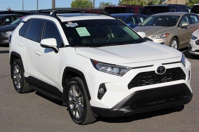 Image 1 Voiture American used Toyota RAV4 2019