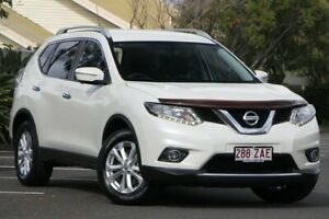 2014 Nissan X-Trail T32 ST-L X-tronic 2WD White 7 Speed Constant Variable Wagon Chermside Brisbane North East Preview