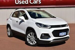 2018 Holden Trax TJ MY19 LTZ White 6 Speed Automatic Wagon Fremantle Fremantle Area Preview