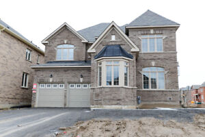 New 4 bedroom house for rent in Newcastle 416-888-8044