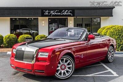 2015 Rolls-Royce Phantom Drophead $529,005 MSRP 2015 Rolls Royce Phantom Drophead Only 7K Miles Special Order