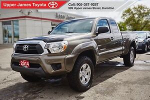 2014 Toyota Tacoma SR5 - One former owner, no accidents.