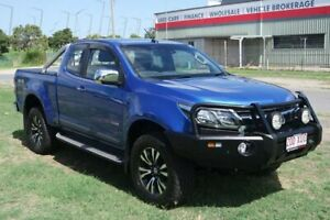 2017 Holden Colorado RG MY17 LTZ Pickup Space Cab Blue 6 Speed Sports Automatic Utility