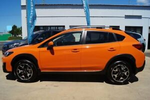 2019 Subaru XV G5X MY19 2.0i-L Lineartronic AWD Sunshine Orange 7 Speed Constant Variable Wagon