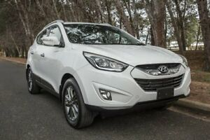 2015 Hyundai ix35 LM3 MY15 Elite White 6 Speed Sports Automatic Wagon Reynella Morphett Vale Area Preview