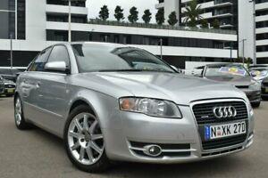 2005 Audi A4 B7 Sedan 4dr multitronic 7sp 3.2i [Feb] Akoya Silver Constant Variable Sedan