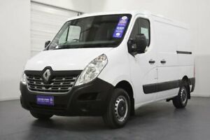 2016 Renault Master X62 Mid Roof LWB AMT White Sports Automatic Single Clutch Van Oakleigh Monash Area Preview