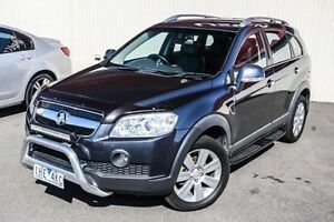 2008 Holden Captiva Black Sports Automatic Wagon Dandenong Greater Dandenong Preview