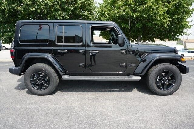 Image 2 Voiture American used Jeep Wrangler 2020