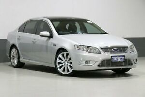 2008 Ford Falcon FG G6E Turbo Silver 6 Speed Automatic Sedan