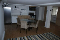 Basement Apartment in Westmount - Short and long term lease