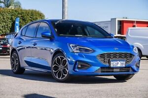 2019 Ford Focus SA 2019.25MY ST-Line Blue 8 Speed Automatic Hatchback