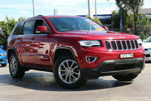 2015 Jeep Grand Cherokee WK MY15 Laredo Red 8 Speed Sports Automatic Wagon Penrith Penrith Area Preview